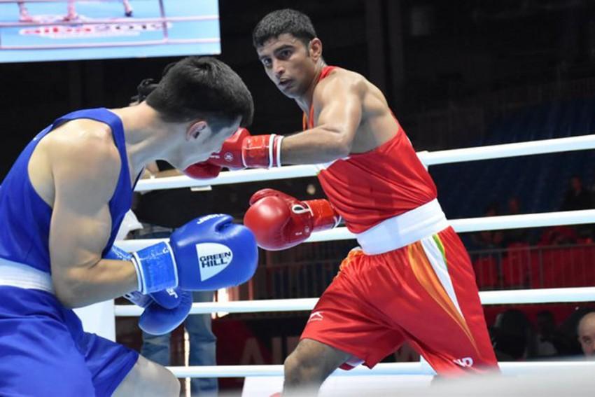 I Knew I Will Get A Medal At World Boxing Championships: Manish Kaushik
