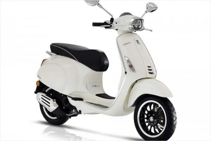 50cc Vespa Worth Rs 2.90 lakh!