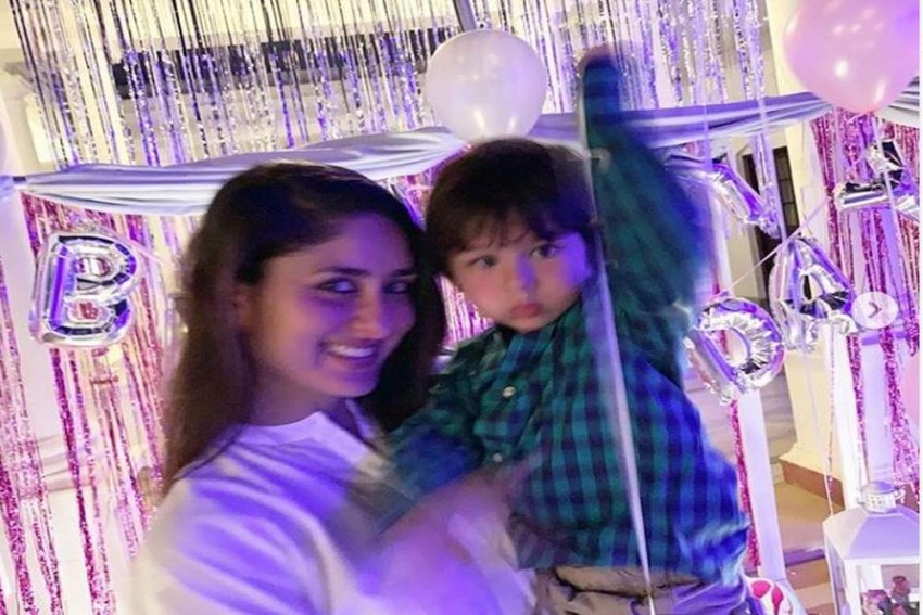 Kareena Kapoor Khan Turns 39, Her Adorable Pic With Baby Taimur Is Too Cute To Handle