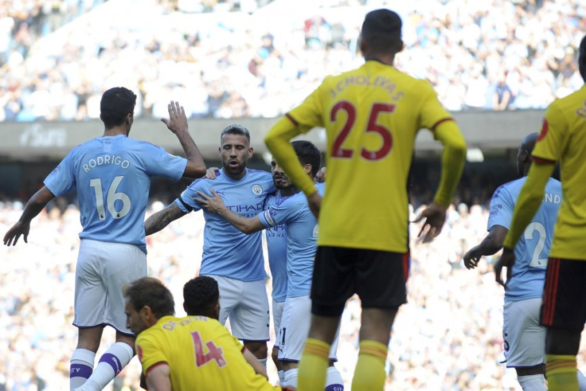 EPL 2019-20 | Manchester City 8-0 Watford: Bernardo Silva Hits Hat-Trick In Record Rout