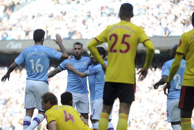 EPL 2019-20   Manchester City 8-0 Watford: Bernardo Silva Hits Hat-Trick In Record Rout