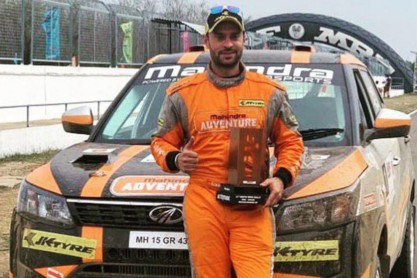 Tragedy Strikes National Rally Championship: Three Dead After Arjuna Awardee Driver Gaurav Gill's Car Hit Motorcycle