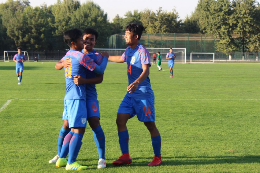 AFC U-16 Championships: Indian Colts A Draw Away From Final Round Qualification