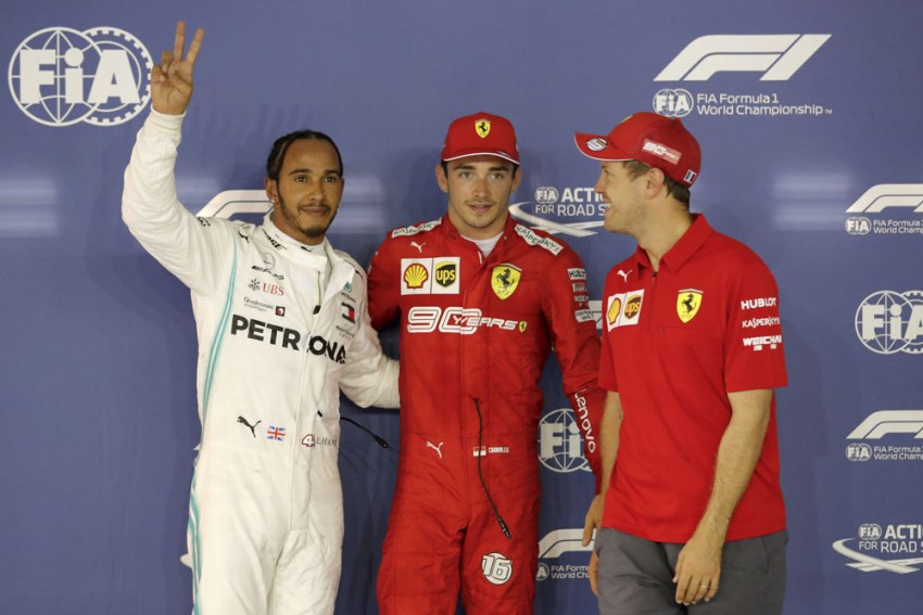 Singapore Grand Prix: Sebastian Vettel 'Peaked Too Early' As Charles Leclerc Celebrates Surprise Pole