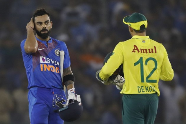 India v South Africa, Bengaluru T20: Hosts Look To Maintain Clean Slate Before Tests