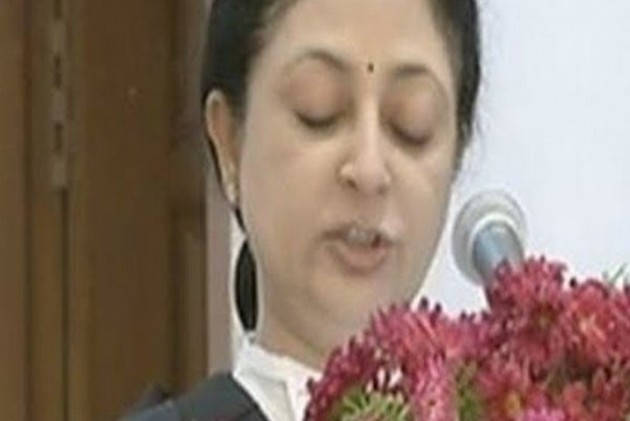 Govt Accepts Resignation Of Madras High Court Chief Justice V K Tahilramani
