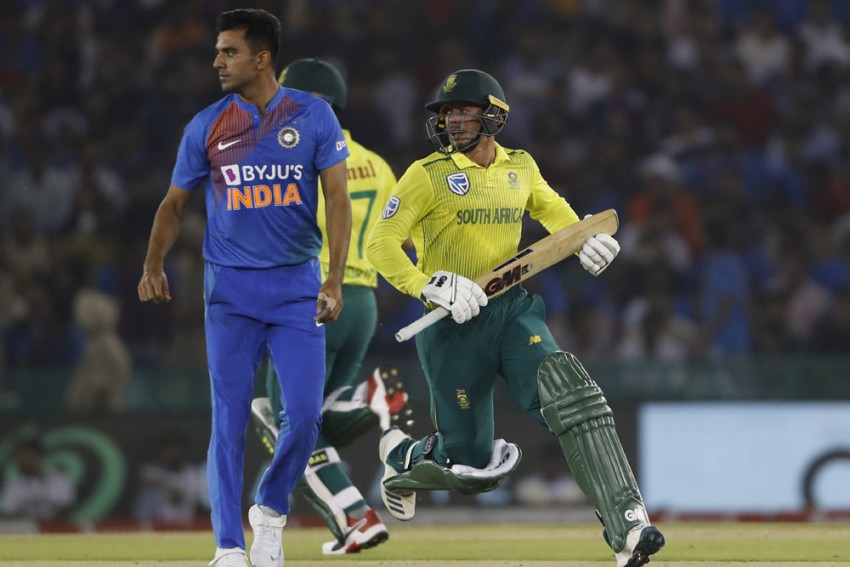 Perfect Time For Youngsters Like Deepak Chahar To Build Confidence For T20 Cricket World Cup: Shikhar Dhawan