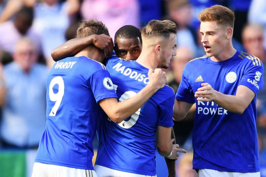 James Maddison's Late Goal Helps Leicester City To A 2-1 Premier League Win Over Tottenham