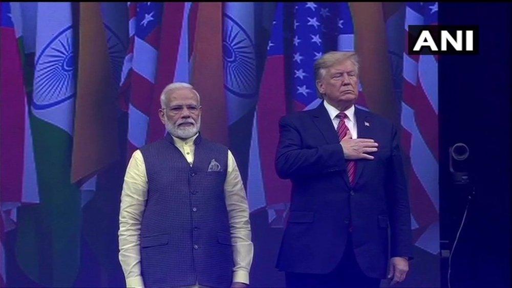 PM Modi, Prez Trump Arrive At Mega 'Howdy, Modi' Event In Houston