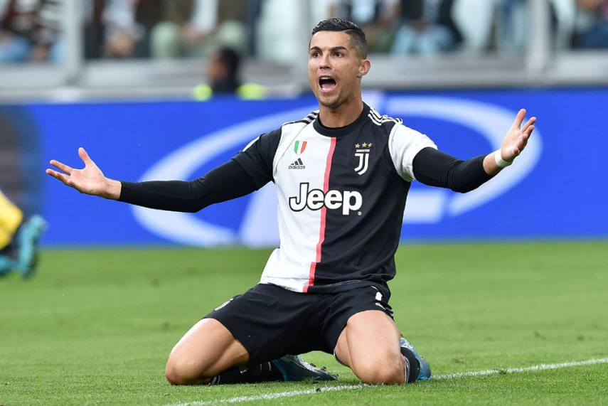 People Are Stupid And Talk Too Much Cristiano Ronaldo After Juventus Scrappy Win