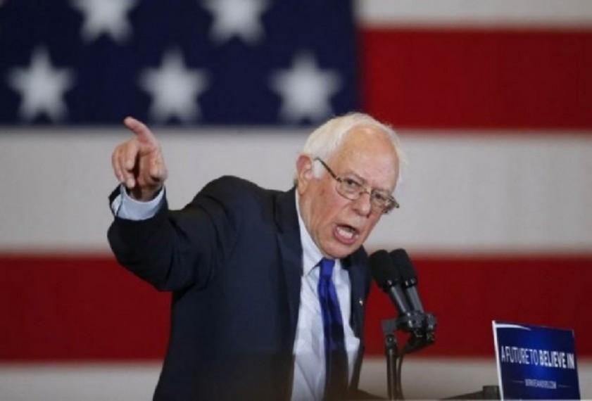 On Kashmir, 'There Will Be Deafening Silence': Bernie Sanders On Trump-Modi Bonhomie