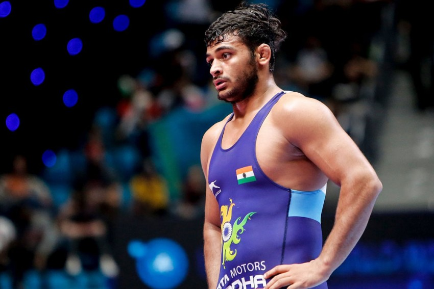 World Wrestling Championships: Deepak Punia Pulls Out Of Final, Settles For Silver Medal