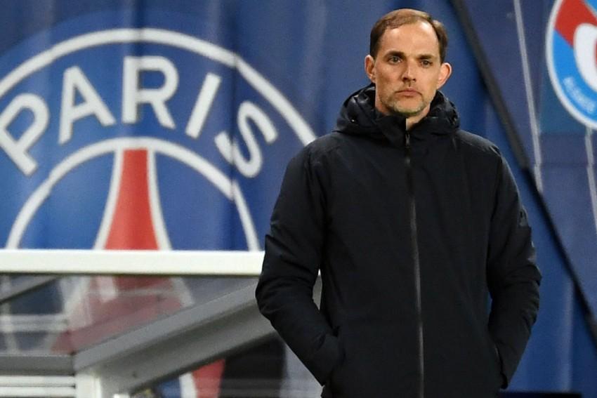 Manchester United Tracking Thomas Tuchel As Barcelona Also Eye Paris Saint-Germain Boss