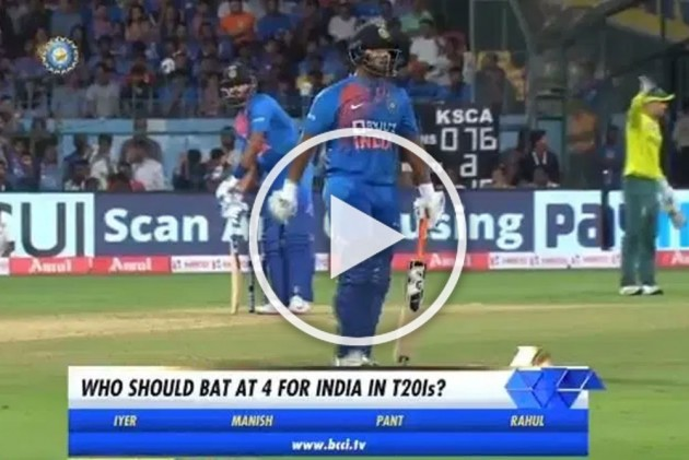 IND Vs SA, 3rd T20I: Sunil Gavaskar, Harsha Bhogle Destroy Team India With Epic KBC-Style Play On Rishabh Pant-Shreyas Iyer Confusion – WATCH