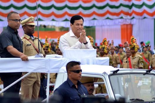 Chopper Carrying Assam CM Sarbananda Sonowal Makes Emergency Landing