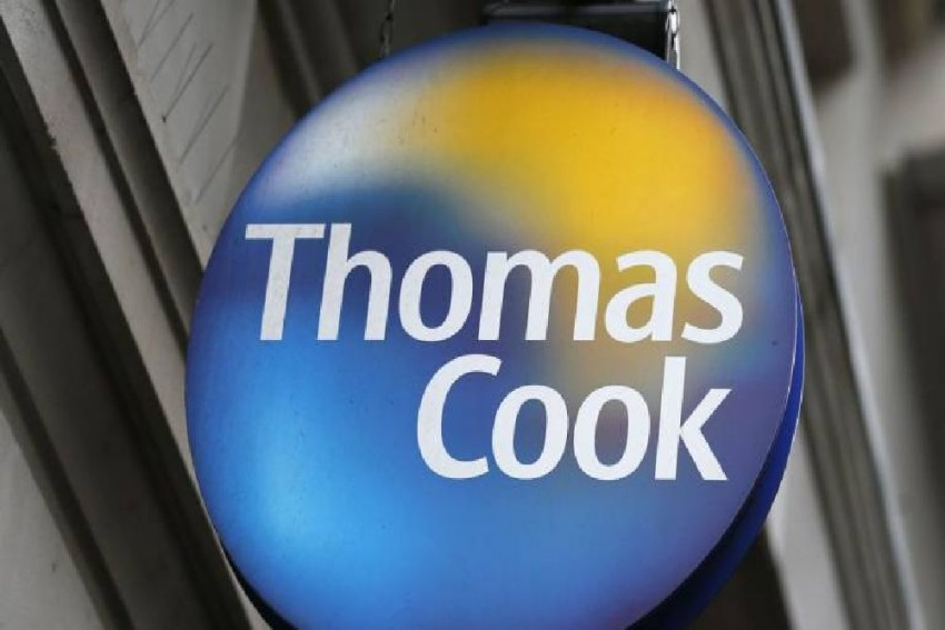 UK Travel Giant Thomas Cook Collapses, Over 1 Lakh Tourists Stranded