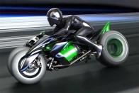 Is Kawasaki Making A Batpod For The Caped Crusader?