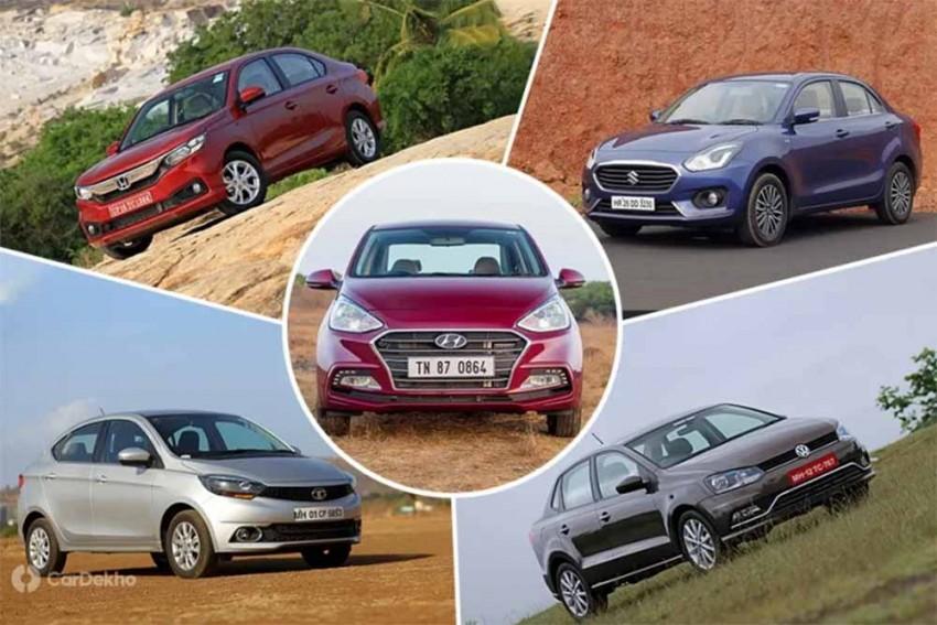 Cars In Demand: Maruti Dzire, Honda Amaze Top Segment Sales In August 2019