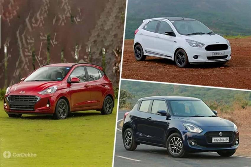 Maruti Swift Vs Hyundai Grand i10 Nios Vs Ford Figo: Which Is The Quickest Diesel-MT Hatchback?