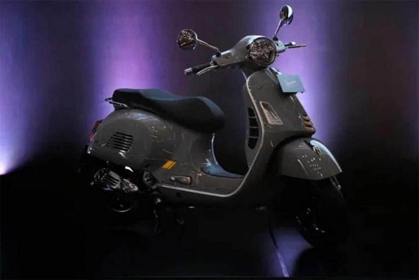 This Vespa Costs As Much As The Kawasaki Ninja 400!