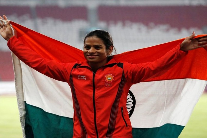 Dutee Chand Takes Inspiration From 'Sarpanch' Mother, Sprinter Keen To Join Politics
