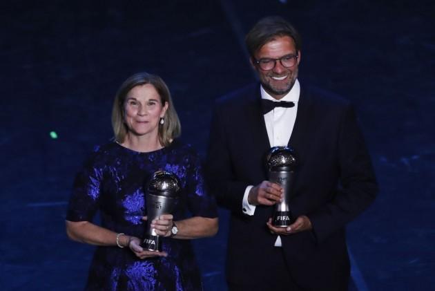 Jurgen Klopp Beats Pep Guardiola And Mauricio Pochettino To The Best FIFA Men's Coach Award