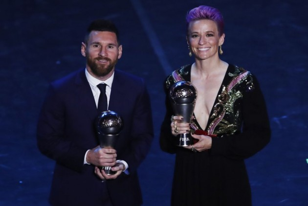 Lionel Messi Collects Record Sixth FIFA Player Of The Year