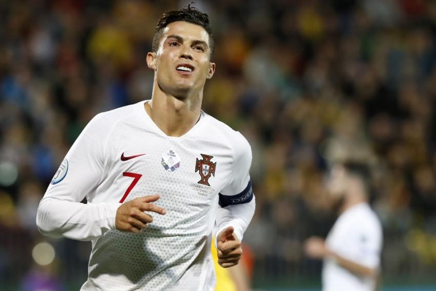 Portugal Football Federation Looks To Sell Cristiano Ronaldo In India