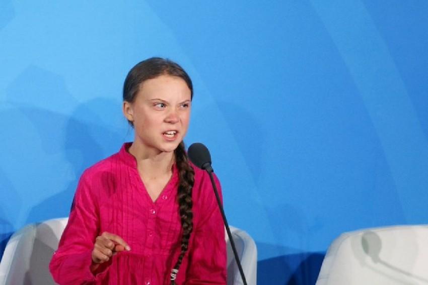 Trump Trolls Teen Climate Activist Greta Thunberg, Faces Backlash