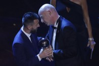 Lionel Messi Or Cristiano Ronaldo? Who Did Indian Football Captain Sunil Chhetri Vote For At The Best FIFA Football Awards