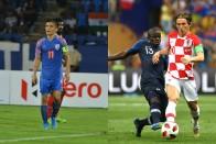 Indian Football Team Set To Face Luka Modric's Croatia?