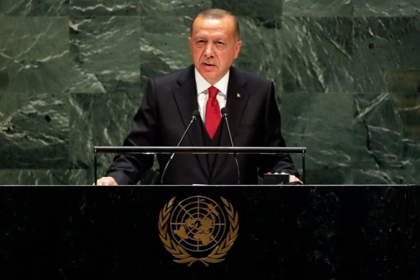 Resolve Kashmir Issue Through Dialogue, Not Through Collision: Erdogan
