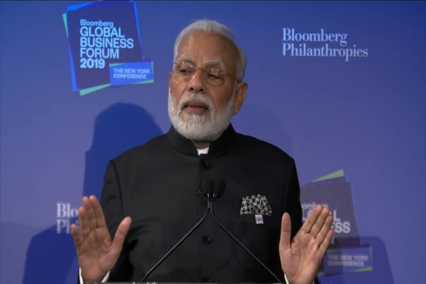 India And I Waiting To Welcome You: PM Modi Tells Investors At Bloomberg Global Business Forum