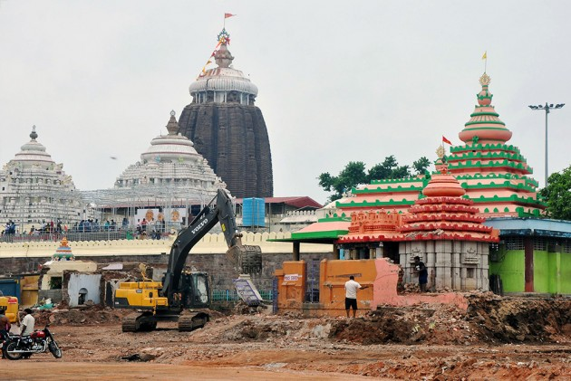 In Temple Town Of Puri, Demolition Of Mutts Leaves Devotees Dejected