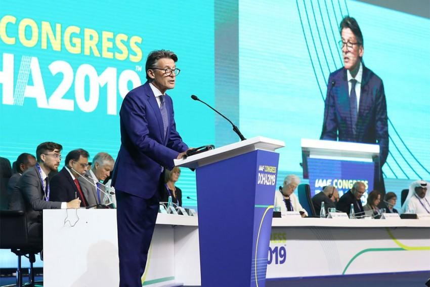 Sebastian Coe Gets New Term As IAAF Chief