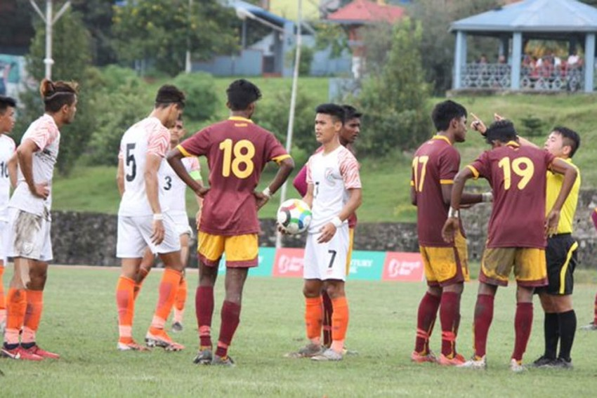 SAFF U-18 Champioship: India Blank Sri Lanka 3-0, Enter Semifinal