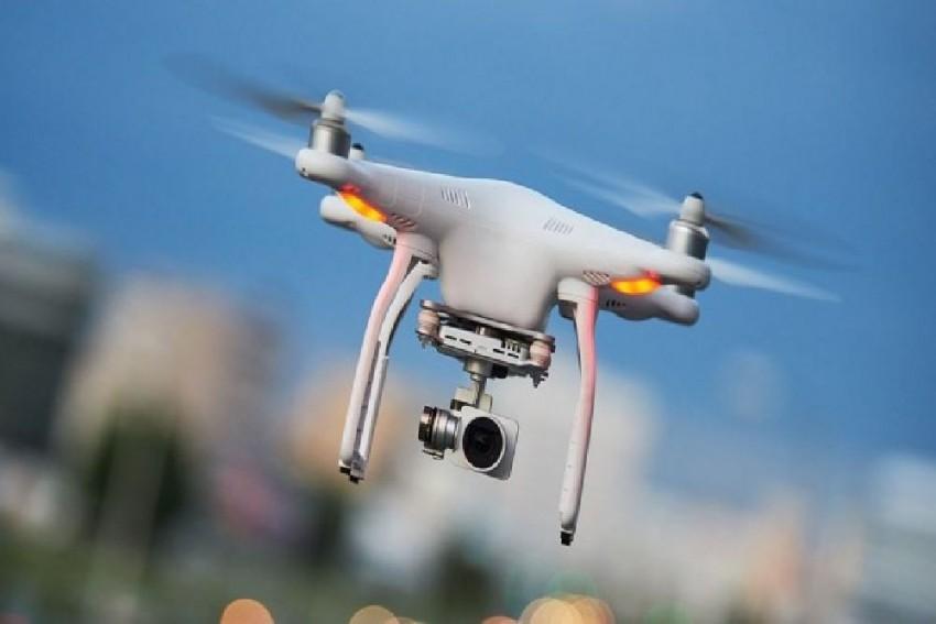 Police Say Pakistan Drones Drop Ak-47 Rifles, Grenades In Punjab; CM Seeks MHA Intervention