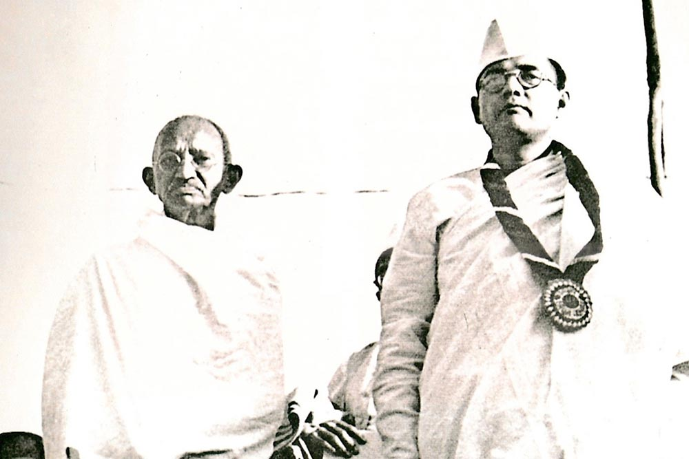 How Subhas Bose's Dream Of An Industrial Future For Free India Varied With Mahatma Gandhi's Ramrajya
