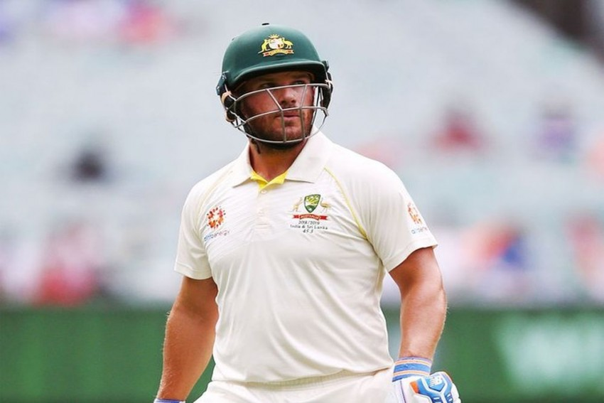Aaron Finch Hopes For One More 'Really Good Crack' At Test Cricket