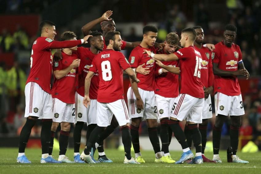 EFL Cup: Manchester United Survive Shoot-out, West Ham Crash Out