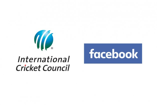 ICC Announces Ground-Breaking Partnership With Facebook