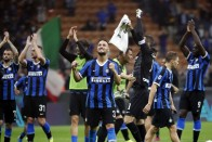Serie A: Five Out Of Five As Antonio Conte's Inter Milan Maintain Perfect Record