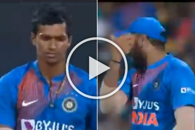 India Vs South Africa: In One Heated Moment, Furious Rohit Sharma Tells 'Errant' Navdeep Saini To Use His Head - WATCH