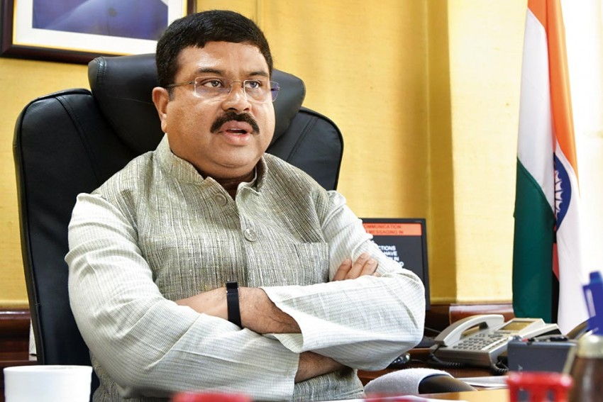 Everyone Eyes A Slice Of India's Vast Energy Market: Dharmendra Pradhan