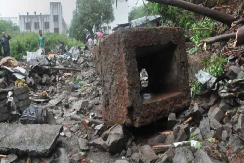 12 Killed In Pune As Heavy Rains Cause Floods, Wall Collapse