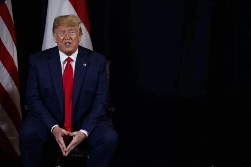 'Two Nuclear Countries...Got To Work It Out': Trump Talks Of Mediation On Kashmir Again