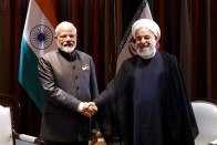 PM Modi Meets Iran Prez Hassan Rouhani, Reaffirms India's Support To Peace In Persian Gulf