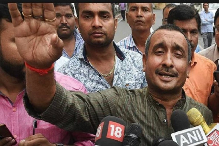 Unnao Case: Court Asks Apple To Disclose MLA Sengar's Location On Day Of Rape