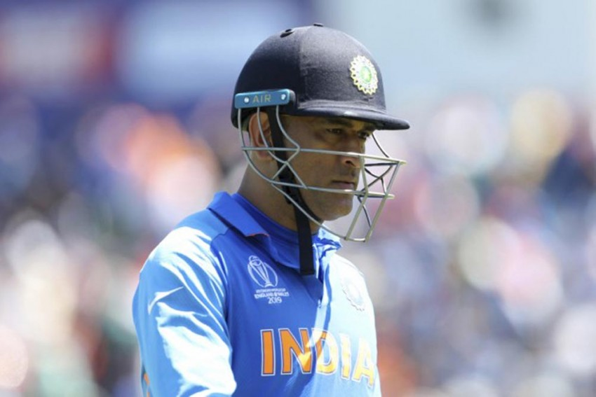 Struggled To Hold Back Tears When MS Dhoni Got Out In Cricket World Cup Semis: Yuzvendra Chahal