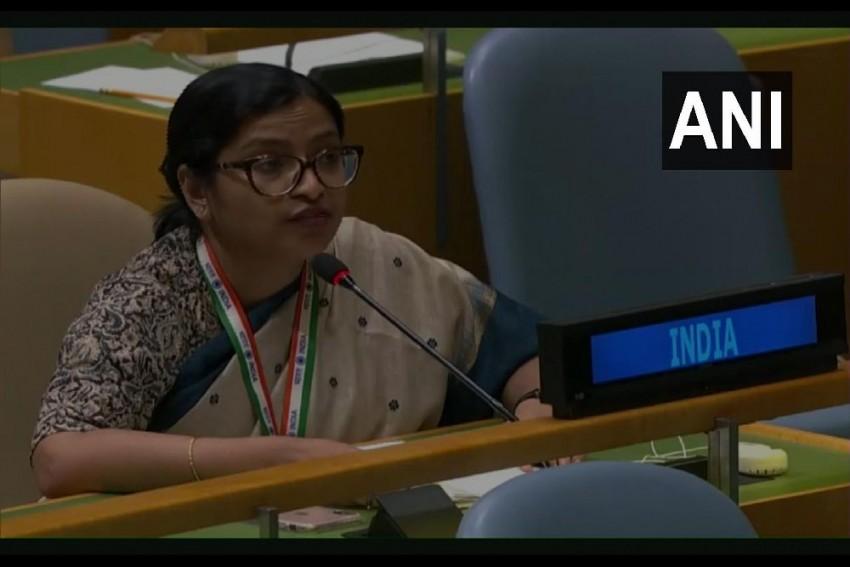 'Brinkmanship, Not Statesmanship': India On Imran Khan's Nuclear Threat At UNGA